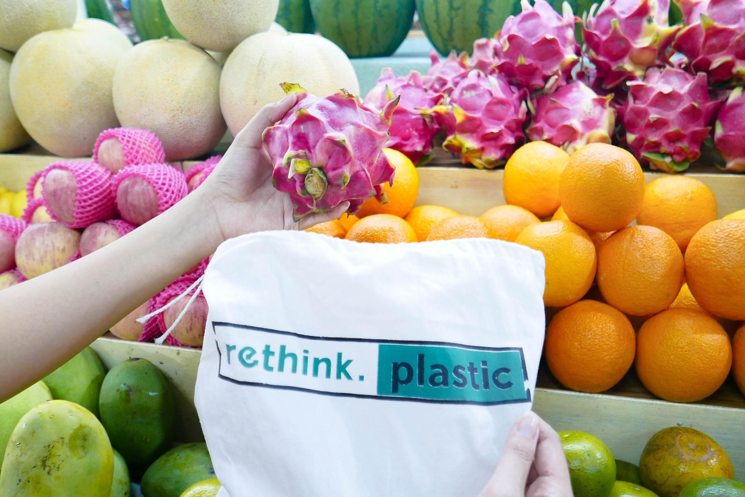 Rethinking the way we consume plastic with Rethink Campaign